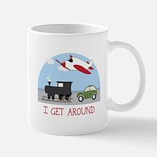 I Get Around Mugs