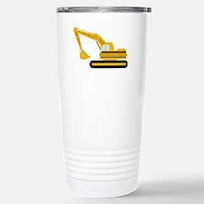 Excavator Travel Mug
