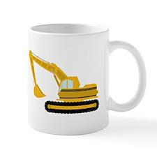 Excavator Mugs