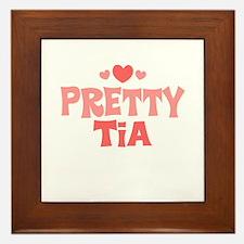 Tia Framed Tile