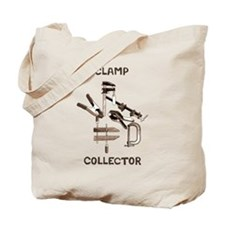 Clamp Collector Tote Bag