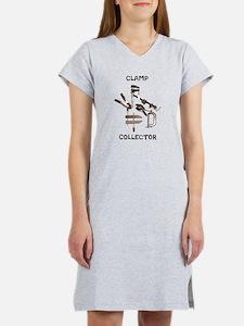 Clamp Collector Women's Nightshirt