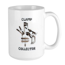 Clamp Collector Mug