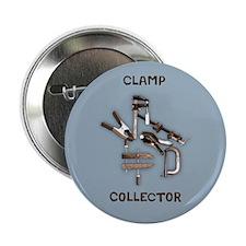 "Clamp Collector 2.25"" Button"