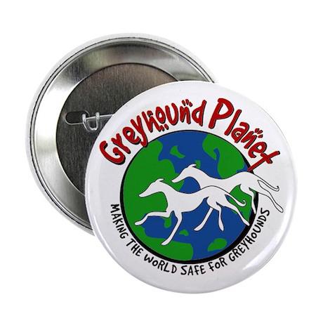 Greyhound Planet Button