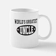 World's greatest uncle Mugs