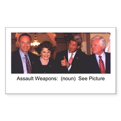 Real Assault Weapons