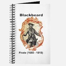 Blackbeard Pirate Journal