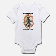 Blackbeard Pirate Infant Bodysuit