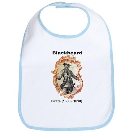 Blackbeard Pirate Bib
