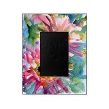 Cute Colorful cactus Picture Frame