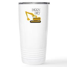 Diggin Dirt Travel Mug