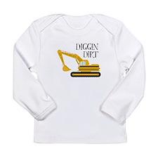 Diggin Dirt Long Sleeve T-Shirt