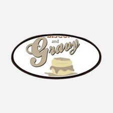 Biscuits & Gravy Patches