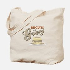 Biscuits & Gravy Tote Bag