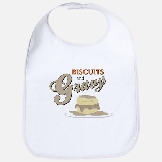 Biscuits & Gravy Bib