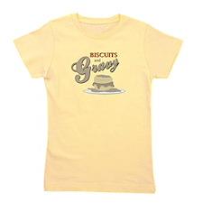 Biscuits & Gravy Girl's Tee