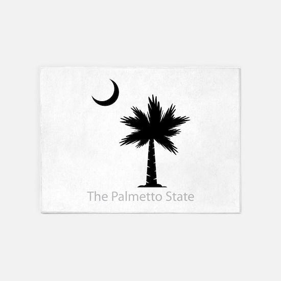 Palmetto State 5'x7'Area Rug
