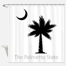 Palmetto State Shower Curtain