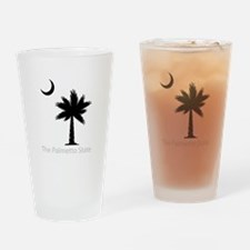 Palmetto State Drinking Glass