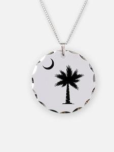 Palmetto Moon Necklace