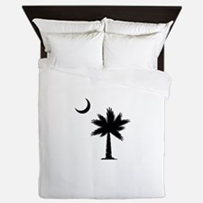 Palmetto Moon Queen Duvet