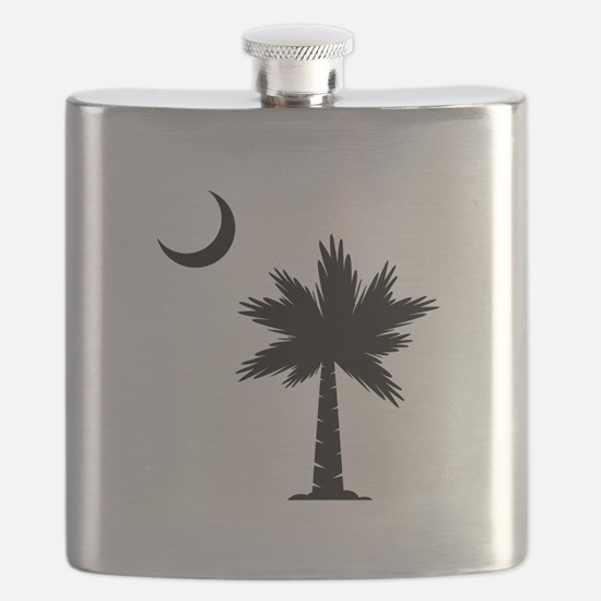 Palmetto Moon Flask