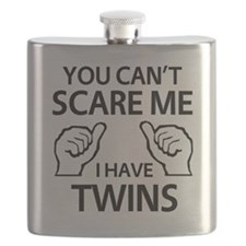 You can't scare me I have twins Flask