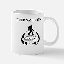 Custom Legendary Sasquatch Mugs