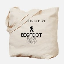 Custom Bigfoot Legend Tote Bag