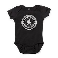 Sasquatch Research Team Baby Bodysuit