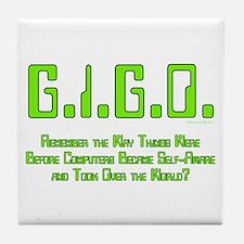 G.I.G.O. 2 Tile Coaster