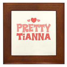 Tianna Framed Tile