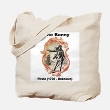 Anne Bonny Pirate Tote Bag