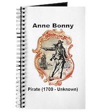 Anne Bonny Pirate Journal