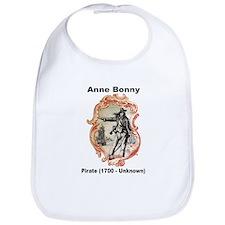 Anne Bonny Pirate Bib