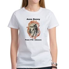 Anne Bonny Pirate Tee