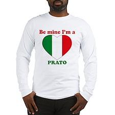 Prato, Valentine's Day Long Sleeve T-Shirt