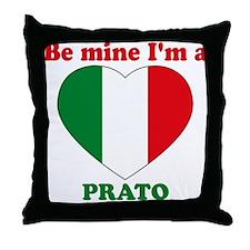 Prato, Valentine's Day Throw Pillow