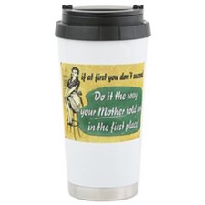 Cute Jokes Travel Mug