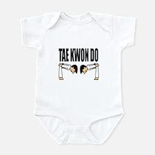 Tae Kwon Do Infant Bodysuit