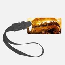 Chicago Gold Luggage Tag