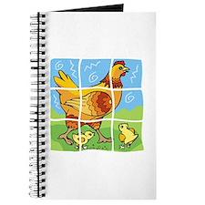 Free-Range Chicken Journal