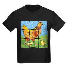 Free-Range Chicken T