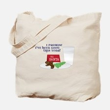 Good Year Cookies Tote Bag
