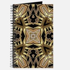 Unique Black gold Journal