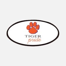 Tiger Pride Patches