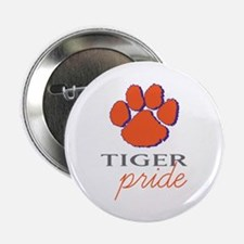 "Tiger Pride 2.25"" Button"