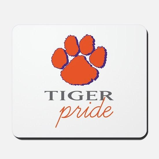Tiger Pride Mousepad