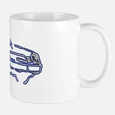 The Blues Cruiser Mug